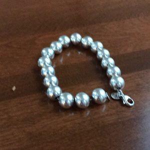 Tiffaney Sterling Silver Bracelet Great condition